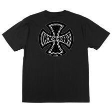 Independent Trucks Finish Line Pocket Skateboard Shirt Black Xxl