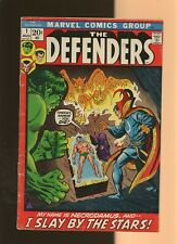 Defenders 1 GD 1.8 * 1 * 1st Defenders In Their Own Title! Hulk! Dr. Strange!