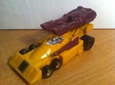 Transformers GENERATION 1, G1 Decepticon Figura Stunticon trascinare STRISCIA COMPLETA