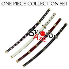 One Piece Collection Set - 4 in 1 - Ryo Wazamono - Roronoa Zoro - Zoro Wado