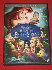 LE SECRET DE LA PETITE SIRENE - Walt Disney n° 92 losange + hologramme