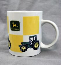 Vintage 1990's John Deere Tractor Gibson Mug