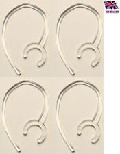 4 x Ricambio EARHOOK Ear Hook Loop Clip Clip per auricolare Bluetooth