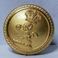 Cunard line 19.5mm 1930s gilt button Buttons Ltd