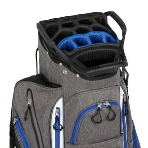 Founders Club Franklin Cart Bag for Push Carts and Riding Carts