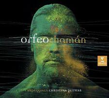 PLUHAR/L'ARPEGGIATA/PENNISI/CAPEZZUTO-ORFEO CHAMAN LTD.DELUXE EDITION CD+DVD NEU