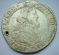 Münze, Spanische Niederlande, Felipe IV von Spanien Ducaton 1636      (Art.5102)