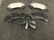 FORD TRANSIT 260 280 290 300 310  FRONT BRAKE PADS 2.2 FWD 2006 ON MK7 BRAND NEW