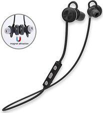 iPhone 5 Bluetooth Earbuds Ultra Lightweight 4.1 Wireless In-Ear Running Earb...