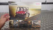 2014 Yamaha Viking EPS 4X4 Off Road UTV Side By Side Brochure
