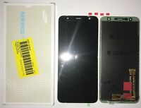 DISPLAY LCD + TOUCH SCREEN ORIGINALE SAMSUNG GALAXY J6+ 2018 SM-J610 J415F NERO