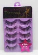 Diamond Lash Japan False Eyelash Cats eye 5 pairs