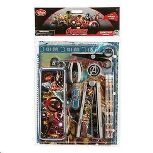 Marvel Avengers School Supply Kit, NEW