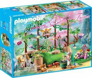 PLAYMOBIL®  9132 - Magischer Feenwald   Neu & OVP   Gratis Versand