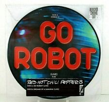 Red Hot Chili Peppers GO ROBOT, Picture Disc, Ltd. Ed. MISPRINT (2017) Sealed
