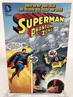 Superman Phantom Zone Collects 1 2 3 4 Final Chapter DC Comics TPB Paperback New