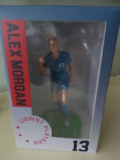 USA Womens Soccer ALEX MORGAN World Cup USANT Action Figure Limited NEW Last One