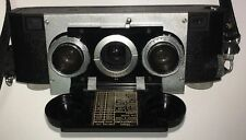 Complete Stereo Realist Slide Making and Viewing Kit - cameras, mounting kit etc