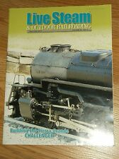 LIVE STEAM & OUTDOOR RAILROADING MAGAZINE-VOL 46 NO. 3 MAY/JUNE 2012