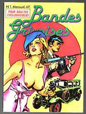# BANDES GRIVOISES n°1  # 1977 SEPP