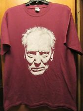 Ginger Baker- Jazz Confusion- Red T-Shirt- Xlarge