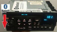 Sierra Silverado 1500 CD Player Receiver DELCO 15766343 BLUETOOTH OEM Stereo