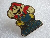 Pin's vintage épinglette pins collector Personnage super mario nintendo PB092