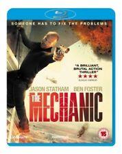 The Mechanic [Blu-ray] [DVD][Region 2]