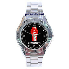 NEW KENWORTH TRUCKS Custom Men Wrist Watch Watches