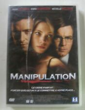 DVD MANIPULATION - Hugh JACKMAN / Ewan McGREGOR / Michelle WILLIAMS - NEUF