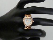 DUNDEE WATCH RING LADIES HEART SHAPED FACE