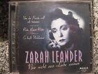 CD Zarah Leander / Nur nicht aus Liebe weinen – Album 2001 - OVP