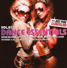 Dance Essentials 1 (2008) Paffendorf vs The Real Booty Babes, Captain H.. [2 CD]