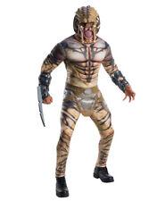 "Mens Predator 2018 The Predator Movie Costume Std Chest 44"" Waist 30-34"" Leg 33"""