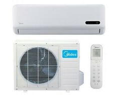 Midea Single-Zone 12,000 BTU Ductless Mini Split Air Conditioner with Heat Pump