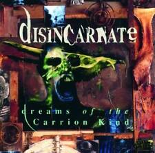 DISINCARNATE - DREAMS OF THE CARRION KIND   CD NEW