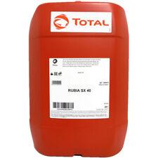 20 Liter Total Rubia SX 40 Einbereichsöl