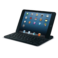 Logitech Ultrathin Keyboard for iPad Mini UK Eng layout - Black - 920-005027