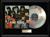 PINK FLOYD PIPER AT THE GATES OF DAWN LP WHITE GOLD SILVER METALIZED RECORD RARE