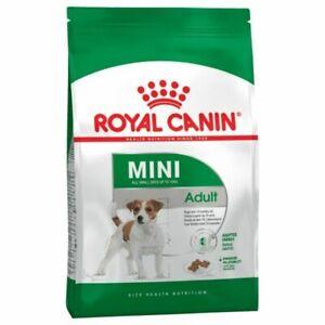Royal Canin Mini Adult  8 kg crocchette cani  adulti piccola taglia