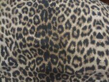 LEOPARD PRINT Fabric (50cm x 50cm)