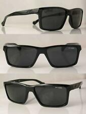 ARNETTE BISCUIT SUNGLASSES AN4208-03 GLOSS BLACK NEW