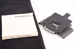 Omega 423-117 35mm Full Frame Glassless Rapid Shift Negative Carrier V12
