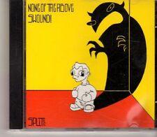 (GA742) None Of The Above / Swound!, split album - 2003 DJ CD