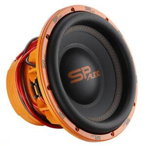 1 Subwoofer Sp Audio SP-12CX SP12CX 300 MM Diamètre 5000 Max Watts Tronc Car