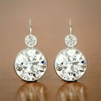 2021New!!!Exquisite Women 925 Silver Stud Earrings For Wedding  Gifts Jewelry