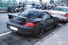 Porsche Cayman GTS Sport Style R Aggressive Look Rear Boot Spoiler - Brand New!