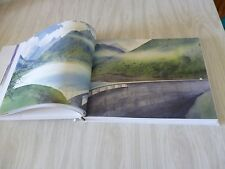 LACS & BARRAGES des PYRENEES aquarelles de P LHEZ texte de L MAZZELLA  Ed.PRIVAT