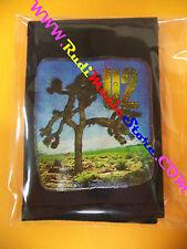 PORTAFOGLIO Wallet U2 Joshua tree NERO 10x14cm BONO VOX no*cd dvd lp mc vhs live