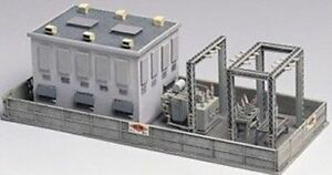 Greenmax 2211 Substation (N scale)